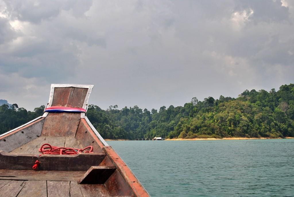 Озеро Чео-Лан (Cheow Lan Lake)