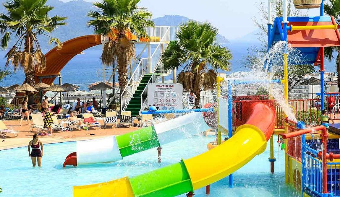 Аквапарк Aqua Dream, Мармарис