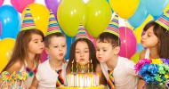Праздник для детей от 6 до 10 лет: увлекательное странствие!