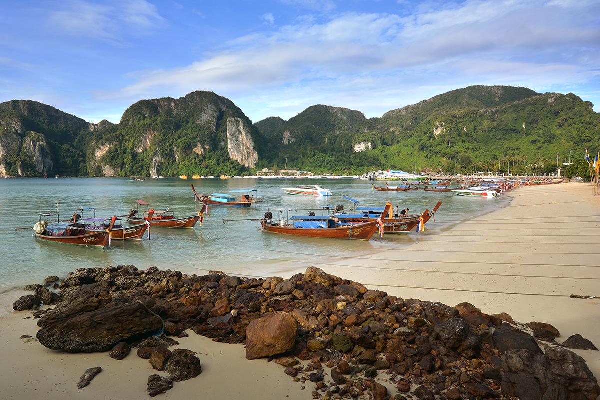 Пхи-пхи - маленький тайский рай