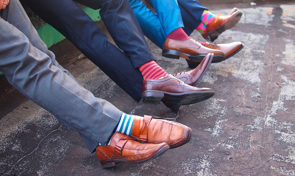 Вечные споры вокруг носков