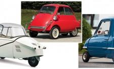 Самые странные и дешевые серийные автомобили за всю историю автомобилестроения