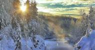 Встречаем Новый год в Карелии: где остановиться и чем заняться