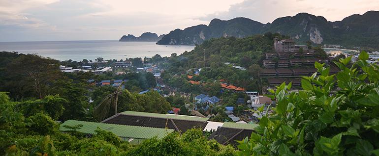 Острова Пхи-пхи — маленький тайский рай