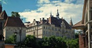 Туристическая Европа: Сигишоара — родина Дракулы
