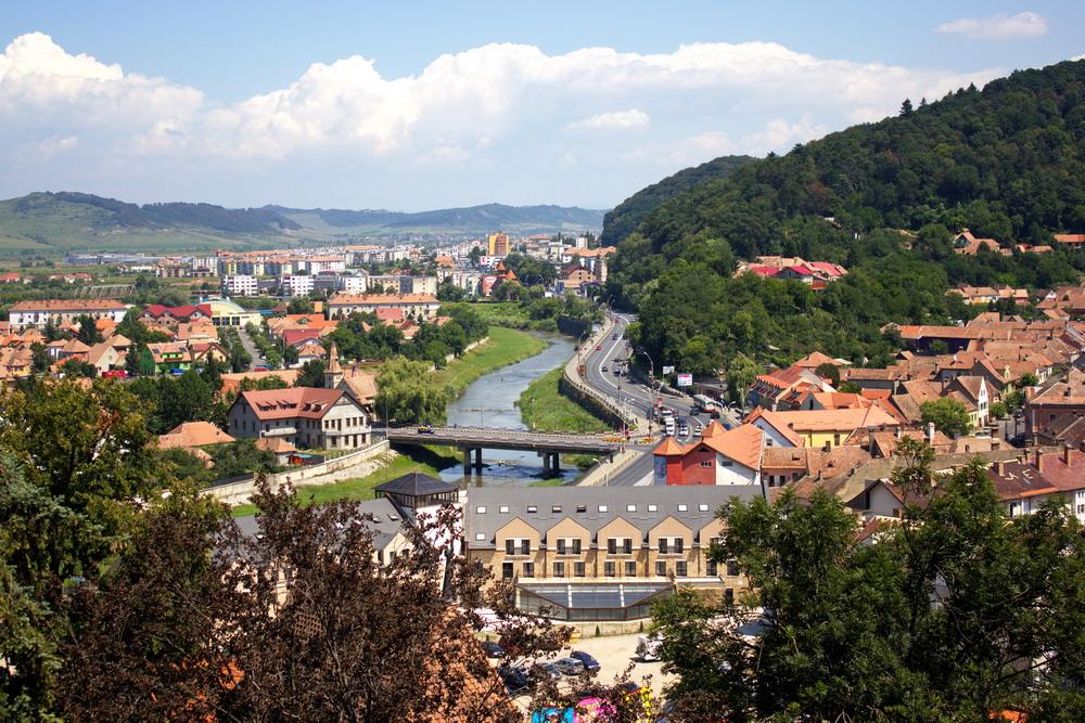 Город Сигишоара (Румыния)