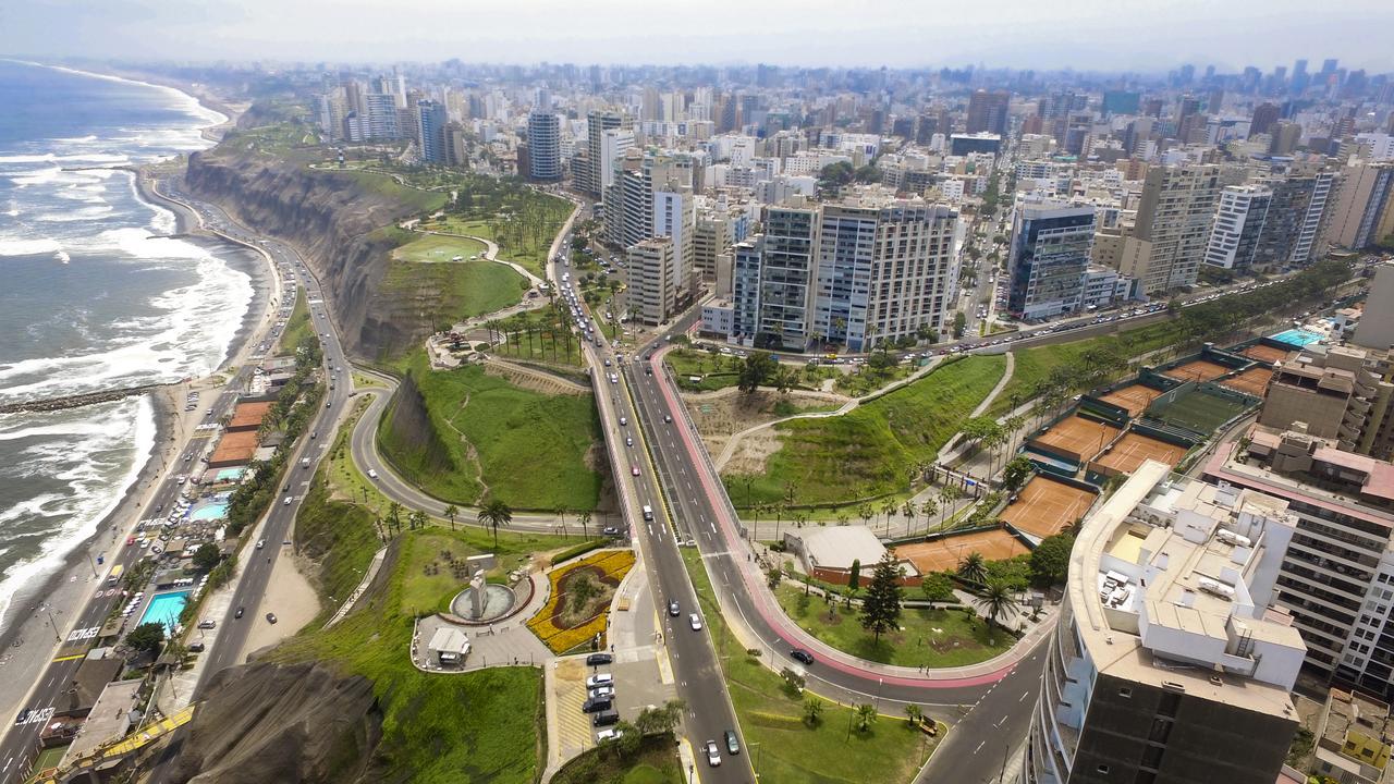 Город Лима – столицу Перу