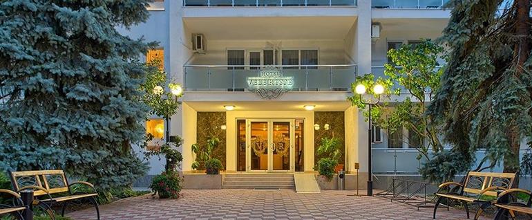 Отель в Одессе — Vele Rosse