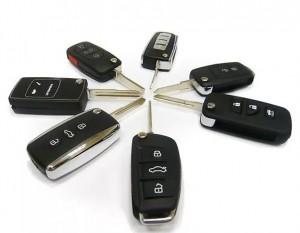 Электронный автомобильный ключ