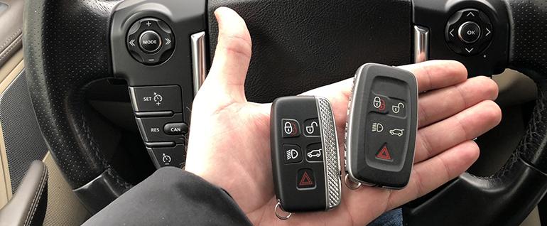 Чипирование автомобильных ключей