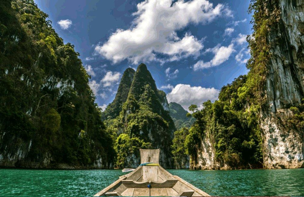 Национальный парк Кхао-Сок
